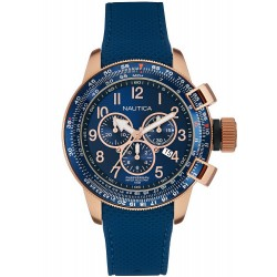 Buy Nautica Men's Watch BFC Chronograph NAI28500G