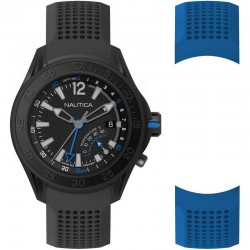 Buy Nautica Men's Watch Breakweather NAPBRW005 Multifunction