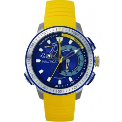 Buy Nautica Men's Watch Cape Town Chronograph NAPCPT001