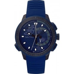 Buy Nautica Men's Watch Cape Town NAPCPT002 Chronograph