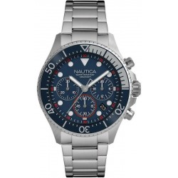 Nautica Men's Watch Westport Chronograph NAPWPC006