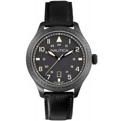 Buy Nautica Men's Watch BFD 105 Date A11107G