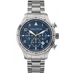 Buy Nautica Men's Watch BFD 105 A18713G Chronograph