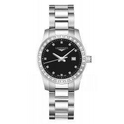 Buy Longines Ladies Watch Conquest L33000576 Quartz