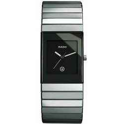 Buy Rado Men's Watch Ceramica Quartz R21826222