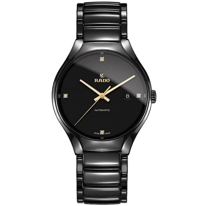 df005d515 Rado Men's Watch True Automatic Diamonds R27056712 - New Fashion Jewels