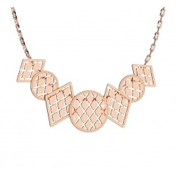 Rebecca Ladies Necklace Melrose 10 B10KRR15