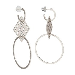 Rebecca Ladies Earrings Melrose 10 B10OBB24