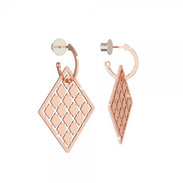 Buy Rebecca Ladies Earrings Melrose 10 B10ORR07