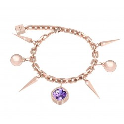 Buy Rebecca Ladies Bracelet Trilogy BTRBRV09
