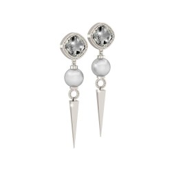 Buy Rebecca Ladies Earrings Trilogy BTROBN14