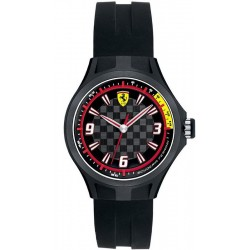 Buy Scuderia Ferrari Men's Watch SF101 Pit Crew 0820001