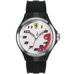 Buy Scuderia Ferrari Men's Watch SF102 Lap Time 0830013