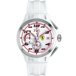 Buy Scuderia Ferrari Men's Watch SF102 Lap Time Chrono 0830016