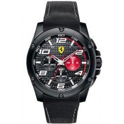 Buy Scuderia Ferrari Men's Watch SF104 Paddock Chrono 0830030