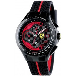 Buy Scuderia Ferrari Men's Watch Race Day Chrono 0830077