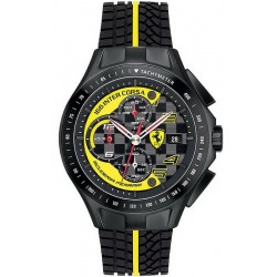 Buy Scuderia Ferrari Men's Watch Race Day Chrono 0830078