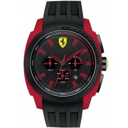 Buy Scuderia Ferrari Men's Watch Aerodinamico Chrono 0830115