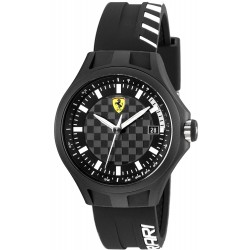 Buy Scuderia Ferrari Men's Watch Pit Crew 0830125