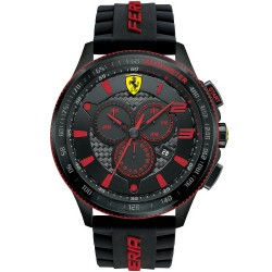 Buy Scuderia Ferrari Men's Watch XX Chrono 0830138