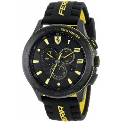 Buy Scuderia Ferrari Men's Watch XX Chrono 0830139