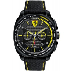 Buy Scuderia Ferrari Men's Watch Aero Evo Chrono 0830165