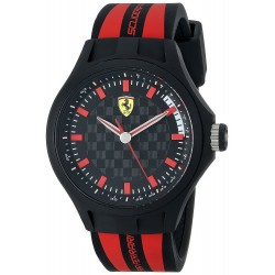 Buy Scuderia Ferrari Men's Watch Pit Crew 0830172