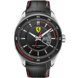 Buy Scuderia Ferrari Men's Watch Gran Premio 0830183