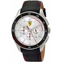 Buy Scuderia Ferrari Men's Watch Gran Premio Chrono 0830186