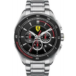 Buy Scuderia Ferrari Men's Watch Gran Premio Chrono 0830188