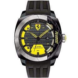 Buy Scuderia Ferrari Men's Watch Aerodinamico 0830204