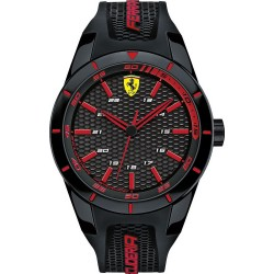 Buy Scuderia Ferrari Men's Watch RedRev 0830245