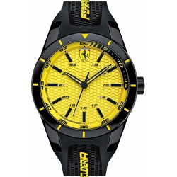 Buy Scuderia Ferrari Men's Watch RedRev 0830246