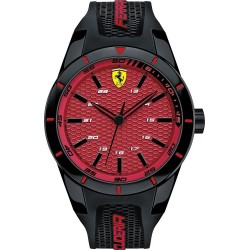 Buy Scuderia Ferrari Men's Watch RedRev 0830248