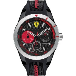 Buy Scuderia Ferrari Men's Watch RedRev T 0830254