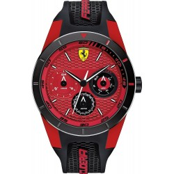 Buy Scuderia Ferrari Men's Watch RedRev T 0830255