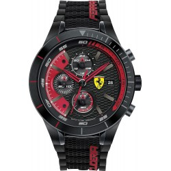 Buy Scuderia Ferrari Men's Watch RedRev Evo Chrono 0830260