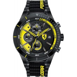 Buy Scuderia Ferrari Men's Watch RedRev Evo Chrono 0830261