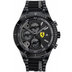 Buy Scuderia Ferrari Men's Watch RedRev Evo 0830262