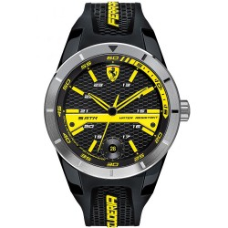 Buy Scuderia Ferrari Men's Watch RedRev T 0830277