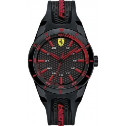 Buy Scuderia Ferrari Men's Watch RedRev 0840004