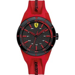 Buy Scuderia Ferrari Men's Watch RedRev 0840005