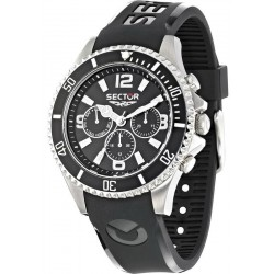 Buy Sector Men's Watch 230 R3251161002 Quartz Multifunction