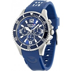 Buy Sector Men's Watch 230 R3251161003 Quartz Multifunction