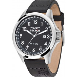 Buy Sector Men's Watch 180 R3251180004 Quartz