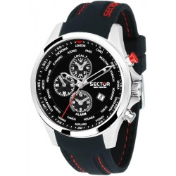 Buy Sector Men's Watch 180 R3251180022 Quartz Chronograph