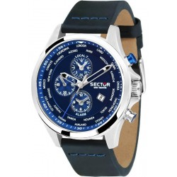 Buy Sector Men's Watch 180 R3251180023 Quartz Chronograph