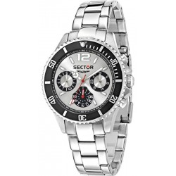Buy Sector Men's Watch 230 R3253161012 Quartz Multifunction