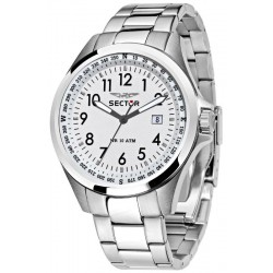 Buy Sector Men's Watch 180 R3253180001 Quartz