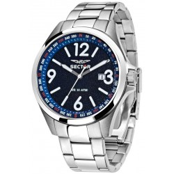 Buy Sector Men's Watch 180 R3253180002 Quartz